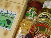 """Link zur Geschenkbox """"So schmeckt Sigmaringen"""""""